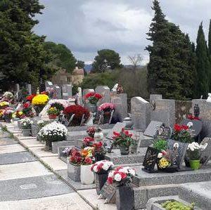 cimetière des Camoins